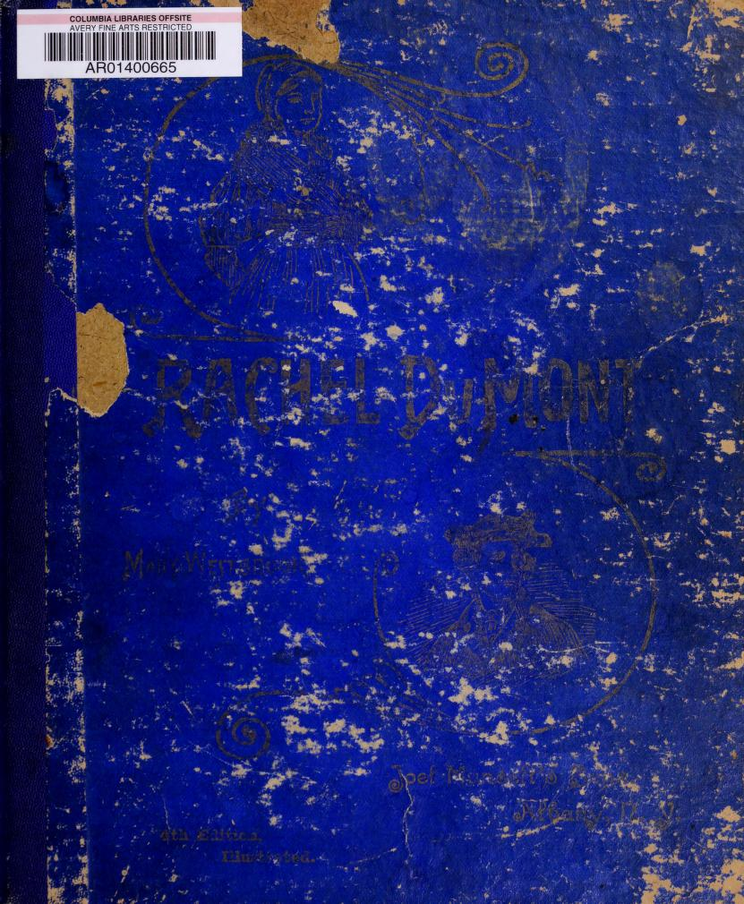 Mary, b. 1829 Westbrook - Rachel du Mont; a brave little maid of the revolution : a true story of the burning of Kingston, N.Y., by the British, 1776 [sic]