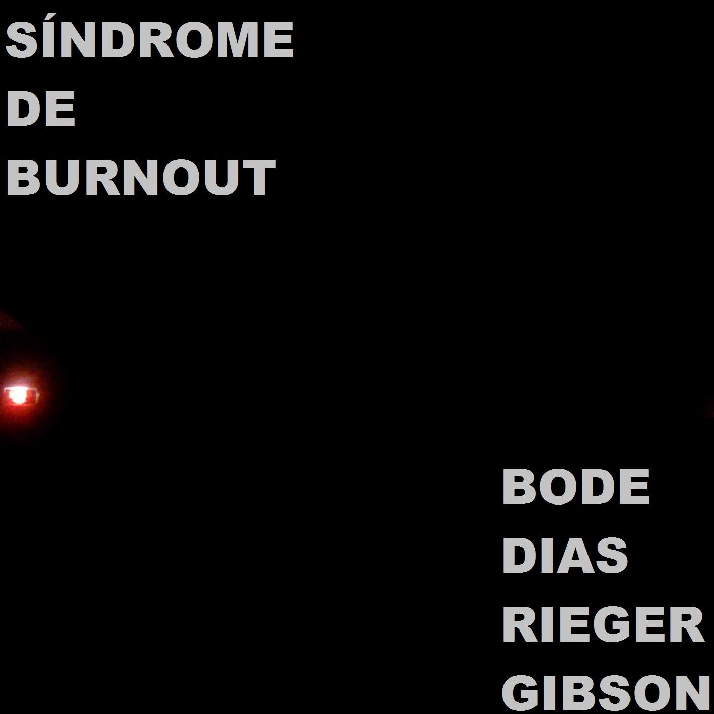 MSRCD046 - Bode, Dias, Rieger, Gibson - Síndrome de Burnout