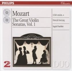 Henryk Szeryng - Mozart: 12 Variations in G Major, K. 359 on