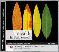 BBC Music, Volume 27, Number 4: Vivaldi: The Four Seasons by Academy of St Martin in the Fields ,   Iona Brown