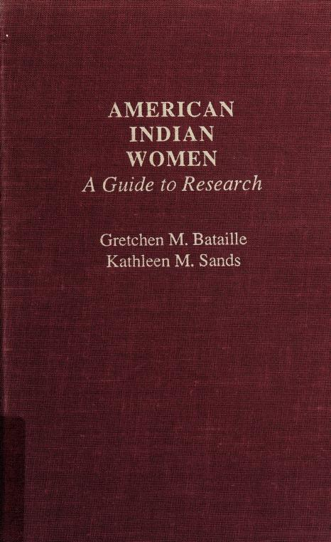 American Indian women by Gretchen M. Bataille