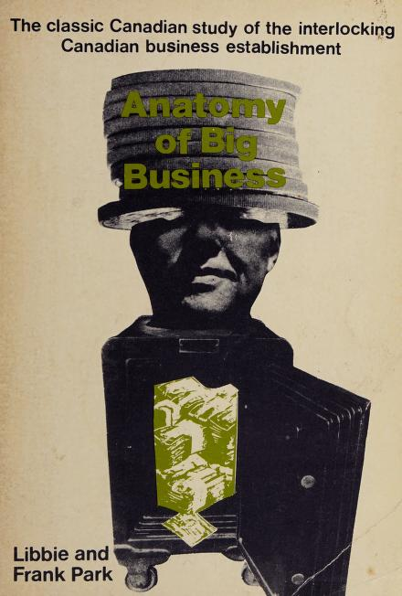 Anatomy of big business by Libbie Campbell Park