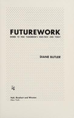 Cover of: Futurework | Diane Butler