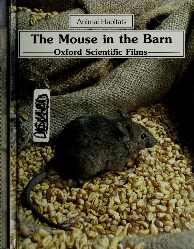 The mouse in the barn by Burton, Robert